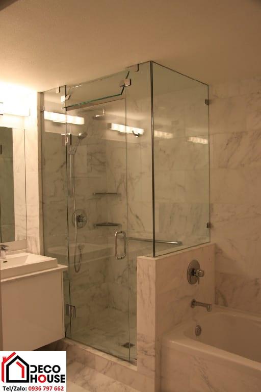Cabin phòng tắm kính đứng